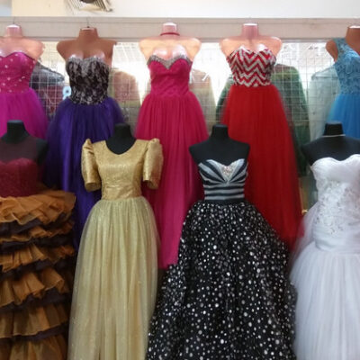 How to Start a Gown Rental Business