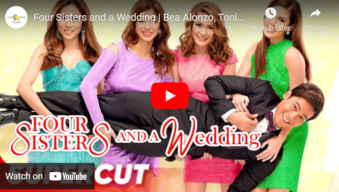 Four Sisters and a Wedding Full Movie (2013)