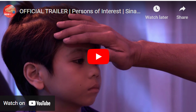 Persons of Interest Full Movie (2019)