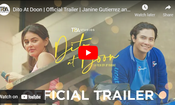 Dito at Doon (Here and There) Full Movie (2021)