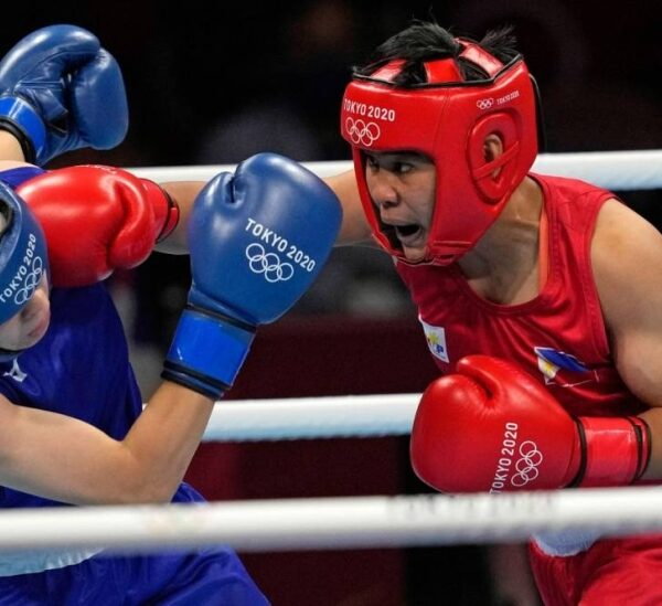 Nesthy Petecio Lost Gold in a Rigged Bout Against Sena Irie