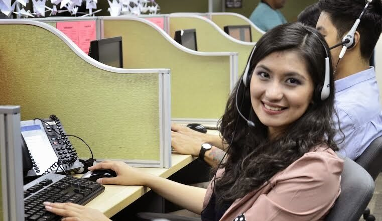 This Pinay call center agent has a unique life-changing story