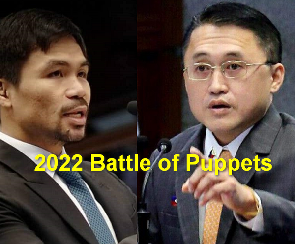 Pacquiao vs Go 2022: Battle of Puppets